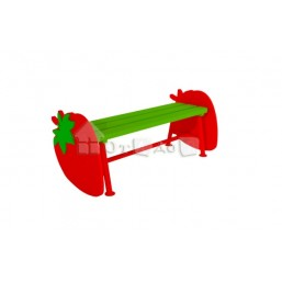 Скамейка «Полянка» МФ-10