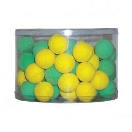 28Т Мяч теннисный одноцветный
