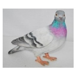Садовая фигурка Голубь серый BJ132032-1