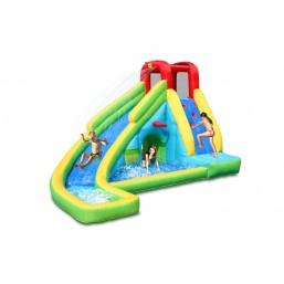 Детская надувная водяная горка HAPPY HOP 9027