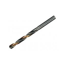 "Сверло по металлу URAGAN ""SHERKHAN"", крестообразная подточ, ц/х, Р6М5, шлиф, комб покр-парооксид 057-2.5-K2"