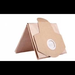 Мешок ЗУБР для пылесосов бумажный одноразовый, 5шт