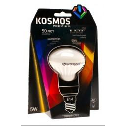 Лампа Космос LED 5W R50 230V E14 27
