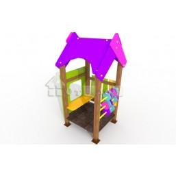 Игровой домик «Калейдоскоп» МИФ-25