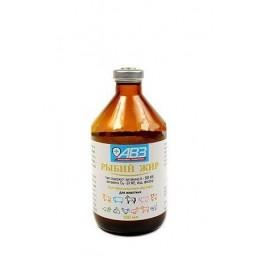 Рыбий жир 100мл. витамин В/з