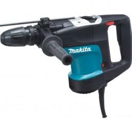 Перфоратор SDS-MAX Makita HR4001C, 220В, 1100Вт, D40мм, 9.5Дж, 235-480 об/мин, 1350-2750 уд/мин, чем