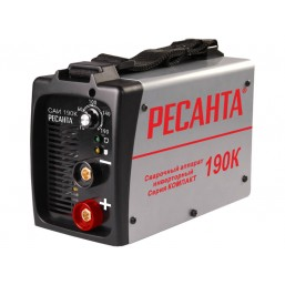 Сварочный аппарат инверторный САИ 190 (компакт)