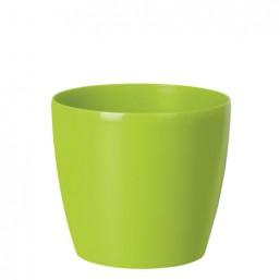 Горшок Магнолия 120мм без поддона, зеленый