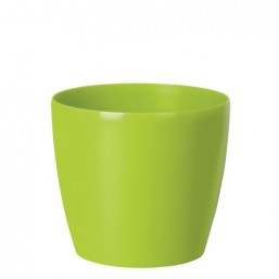 Горшок Магнолия 250мм, цвет зеленый