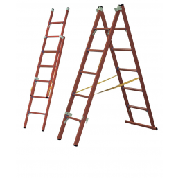 30215970  Лестница-стремянка  диэлектр.  2х7 ССД-У (05504)