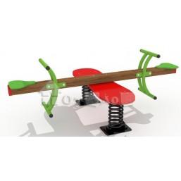 Пружинная качалка - балансир КЧ-14