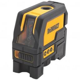 Самовыравнивающийся лазерный уровень с перекрестием DW0822-XJ