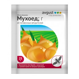 Мухоед (от почвенных вредителей) 25 гр.