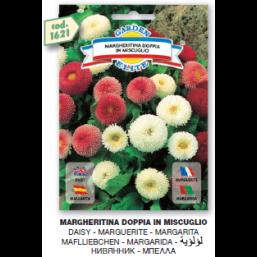 Маргаритки Махровые mix семена DB