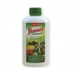 Удобрение жидкое для цитрусовых растений 0,24л.  ФЛОРОВИТ
