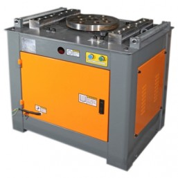 Станок для гибки арматуры до 42 мм. GW42D-1 (Ручной контроль изгиба)