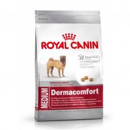 Royal Canin Medium Dermacomfort корм для  собак с чувствительной кожей 10kg