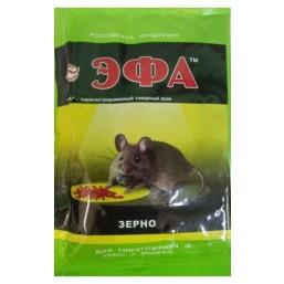 "Приманка ""Эфа Зерно"" 100гр д/крыс/мышей (50шт/уп)"