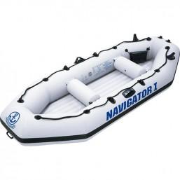 Лодка надувная 4-х местная Navigator I 400