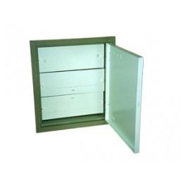 OBUZLAR Шкаф 1730 (пустой) М