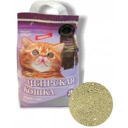 Сибирская Кошка Супер 3л. Комкующийся