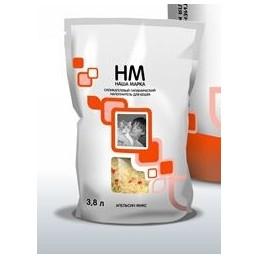 Наполнитель  ПРЕМИУМ-КЛАССА  «НАША МАРКА» силикагелевый с ароматом апельсина 3,8 л