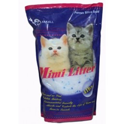 Гелевый 4 л silica gel cat litter 4L
