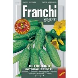 Огурцы POTOMAK IBRIDO F.1  DBOS 38/18   Franchi Sementi