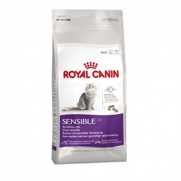 Сухой корм Royal Canin Sensible 33 2kg.