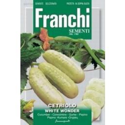 Огурцы White Wonder (5 гр)   Franchi Sementi