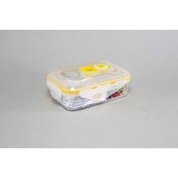 4214-S STAHLBERG Контейнер вакуумный пластиковый для хранения продуктов 151х108х54 мл