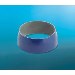 Соединитель для круглых дефлекторов Dospel WWO/L150 синий, коричн., красн