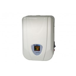 Стабилизатор PC-TM 8000VA Наст. (Эл) белый