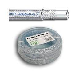 Шланг прозрачный T-TRESS  REFITTEX CRIST. 12X18