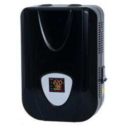 Стабилизатор PC-TM 1500VA Наст. (Эл) черный