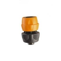 Коннектор 5012 на 3/4 с аквастопом в блистере