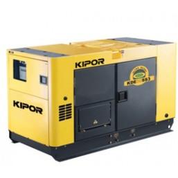Дизельный генератор в ультратихом кожухе KDE35SS3+KPEC40050DP52A  KIPOR