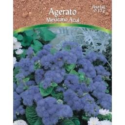 """Семена цветов """"Агератум мексиканский высокорослый"""" 30 гр.   Franchi Sementi"""