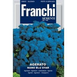 Агератум низкий синий  (1 гр)  DBF 300/2   Franchi Sementi