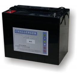 Аккумуляторная батарея Challenger (AGM) A12-75
