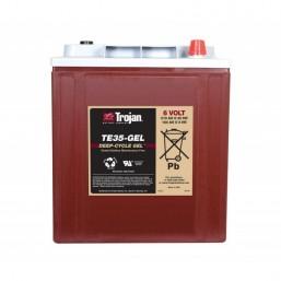 TE35-GEL Необслуживаемая тяговая батарея