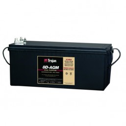 8D-AGM Батарея двойного назначения