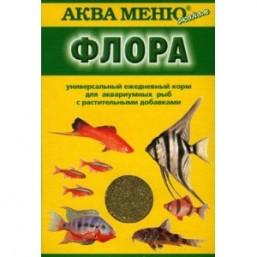 Аква меню Флора 30гр  (1х55)
