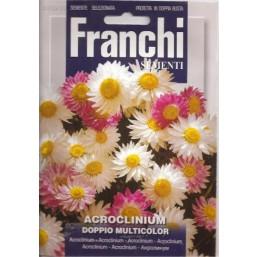 Акроклинум махровый смесь DBF 300/50   Franchi Sementi