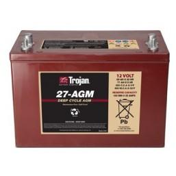 27-AGM Необслуживаемая тяговая батарея
