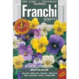 Анютины глазки Cornuta, смесь (1 гр) DBFS 355/1   Franchi Sementi