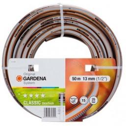 "Шланг Classic SkinTech 13 мм (1/2"") х 50 м (цена указана за метр) Gardena 08569-22.000.00"