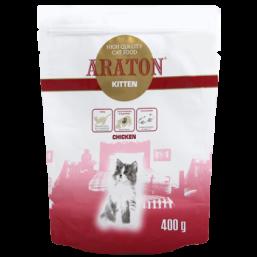 ARATON  kitten 400 g -  kittens  0,2+0,2 АКЦИЯ