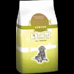 ARATON dog junior lamb&rice 15kg