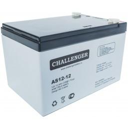 Аккумуляторная батарея Challenger (AGM) AS12-12L
